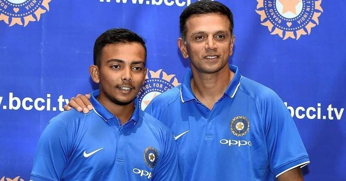 Indian U-19 Team Source: Scroll.in