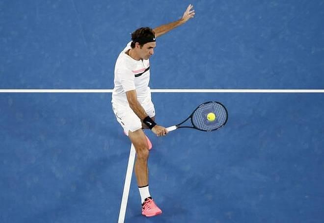 Roger Federer Source: The Hindu