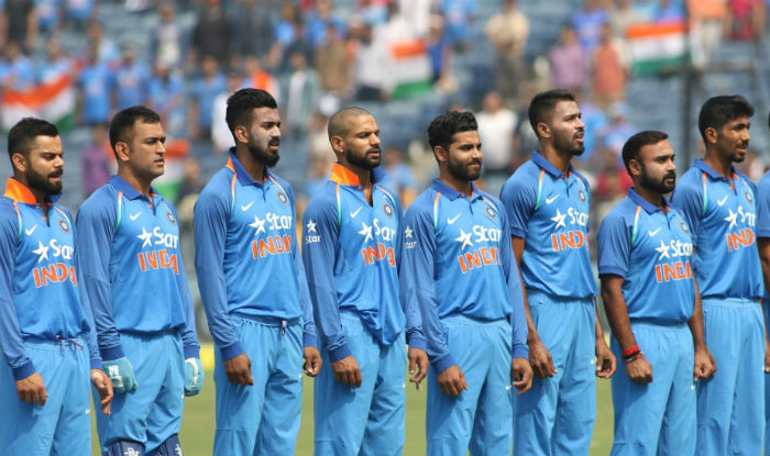India's ODI squad for England
