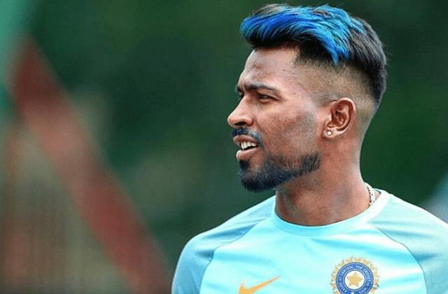 Twitter Cannot Believe Hardik Pandya S New Hairstyle The Sportsrush