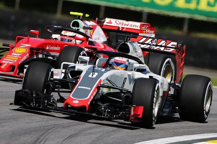 Haas Source: Autoweek