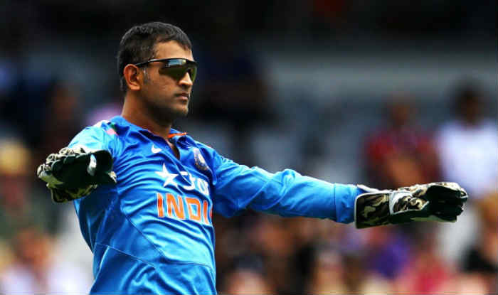 MS Dhoni Source: India.com