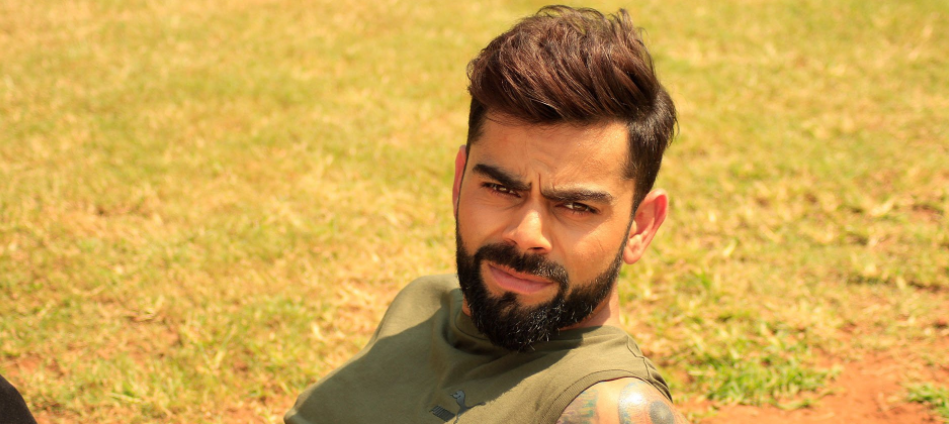 Virat Kohli celebrated Father's Day in style by posting an old pic of himself and his Dad on Twitter.