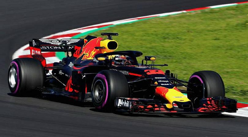 Red Bull Source: grandprix247.com