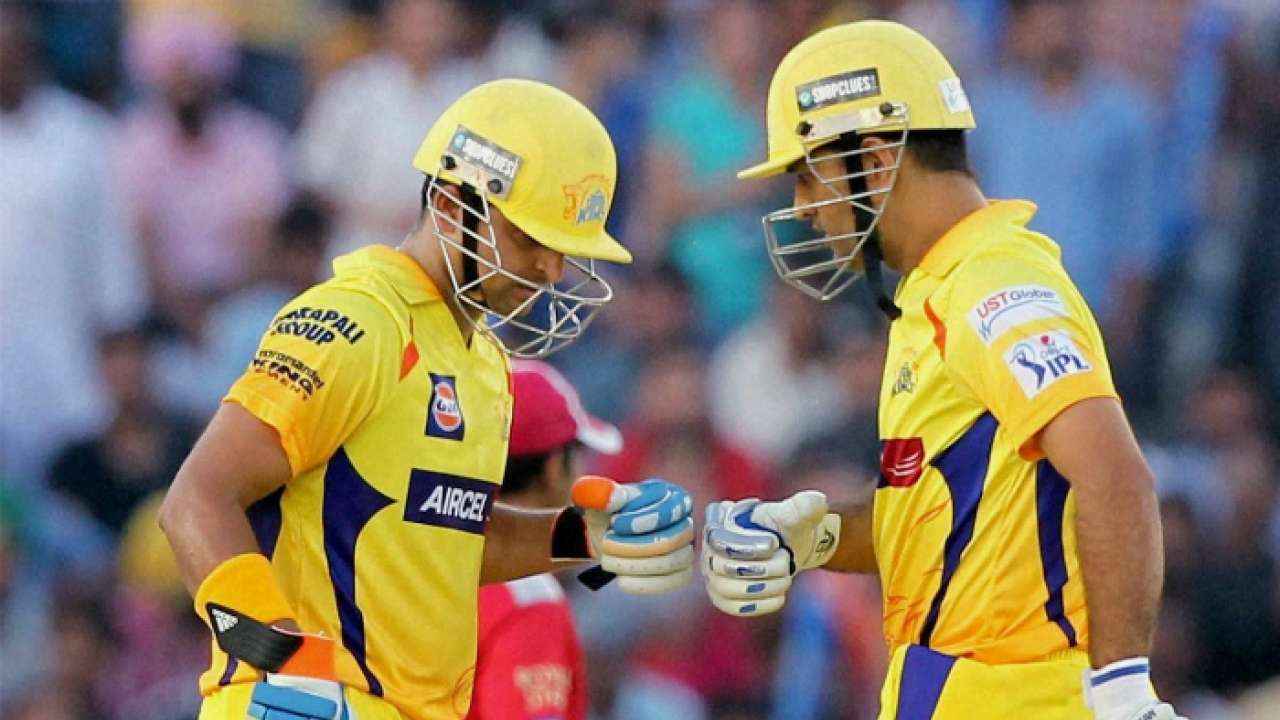 Suresh Raina took to Twitter to express his happiness after CSK stormed into the IPL finals.