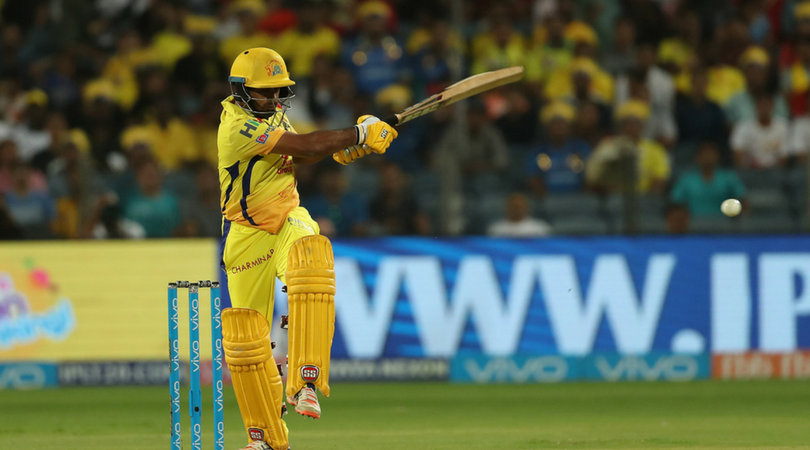 CSK's probable XI against DD