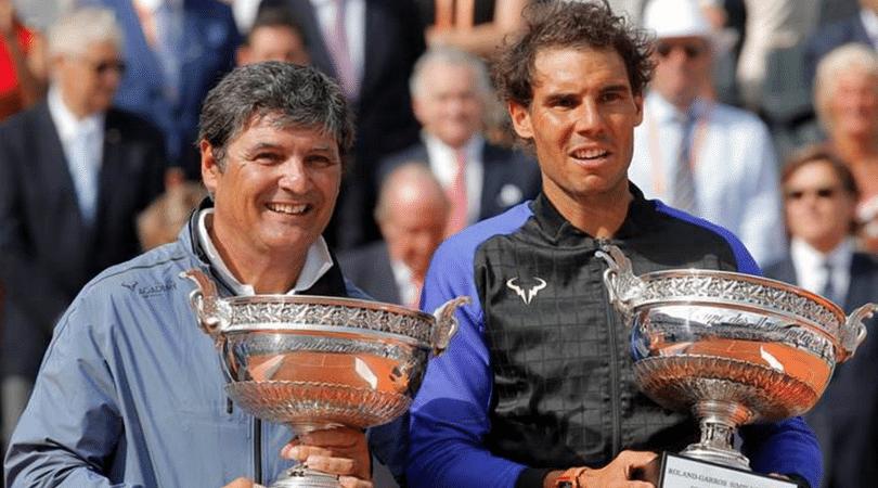 Toni Nadal to coach Novak Djokovic