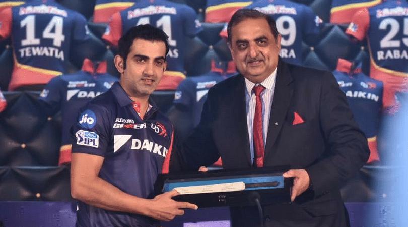 Gautam Gambhir opens up on DD's loss