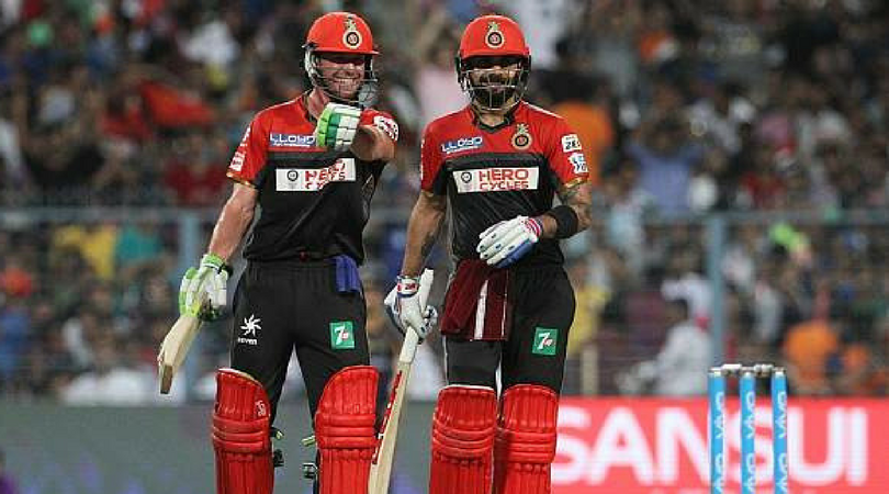 RCB's probable XI against DD