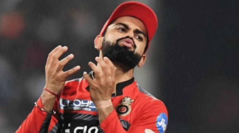 Virat Kohli ruled out of Surrey county stint due to neck injury