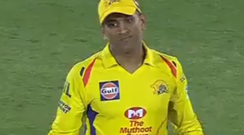 Dhoni looses his cool as Watson's overthrow leads to CSK's defeat