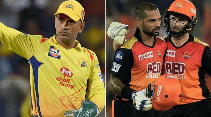 IPL Fantasy Tips for CSK vs SRH