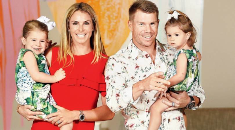 David Warner's wife Candice suffered miscarriage amidst the ball-tampering controversy