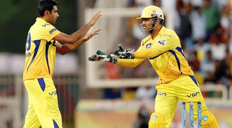 Ravichandran Ashwin congratulates Dhoni and CSK on IPL win
