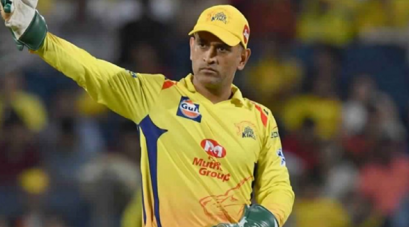 CSK's probable playing XI against SRH at Mumbai