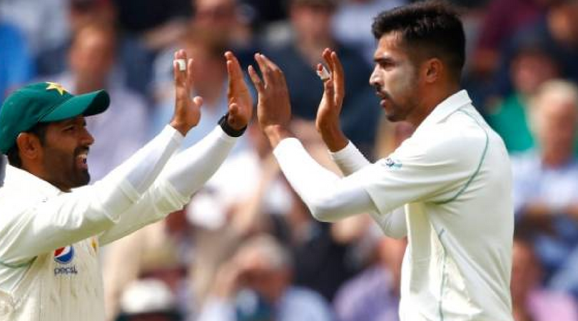 Pakistan team in trouble for wearing smart watches in the Test against England