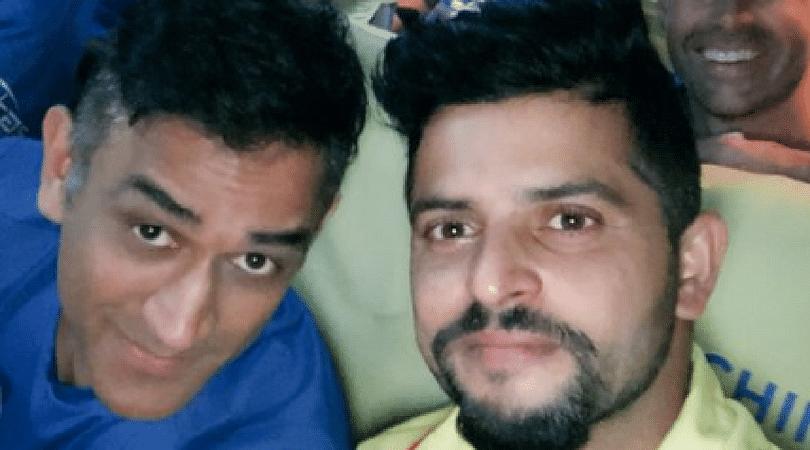 Dhoni got quite emotional when CSK reached the final- Suresh Raina