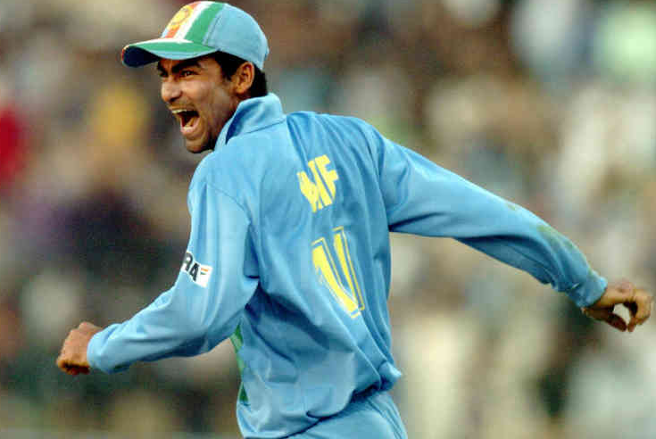 Mohammad Kaif retires from all forms of competitive cricket | The SportsRush