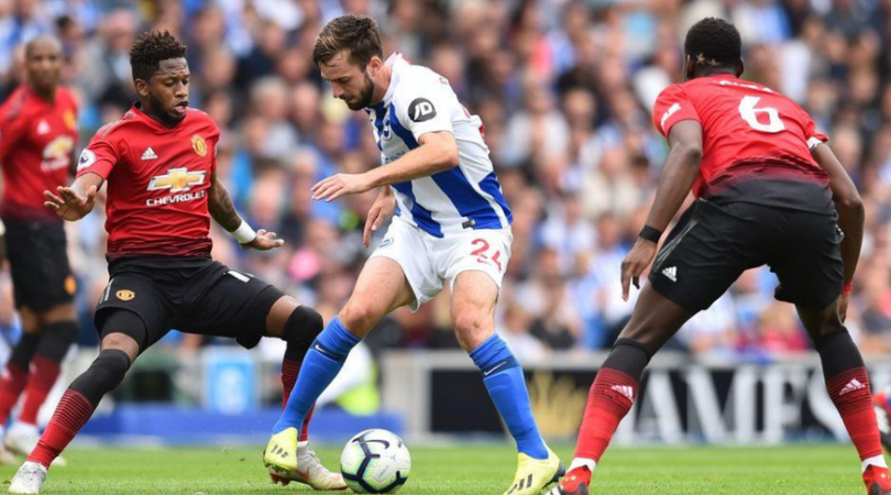 TWITTER REACTS AS BRIGHTON BEAT MANCHESTER UNITED