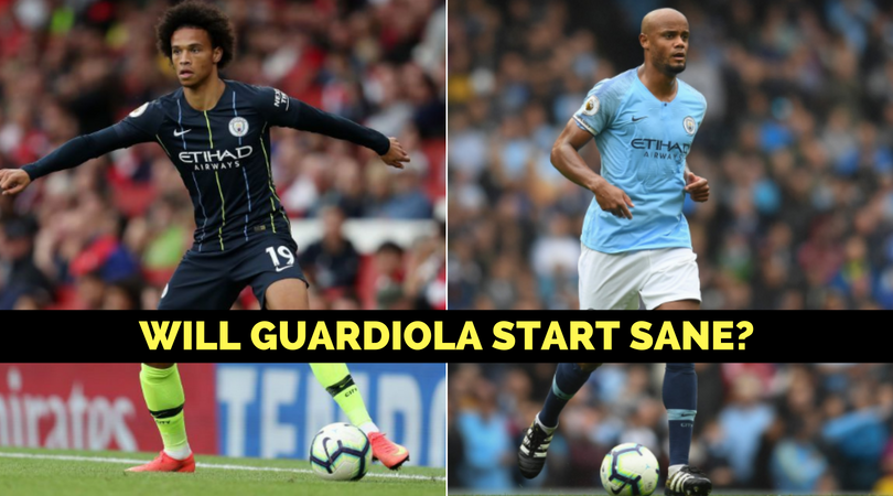 Manchester City expected lineup vs Fulham