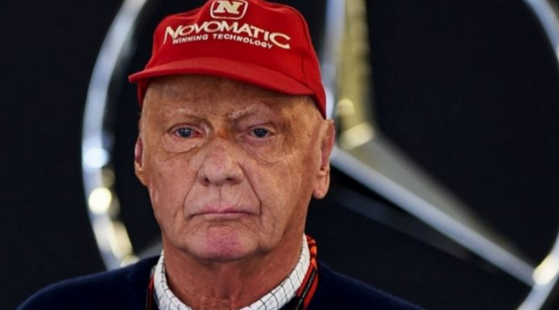 Niki Lauda has undergone lung transplantation