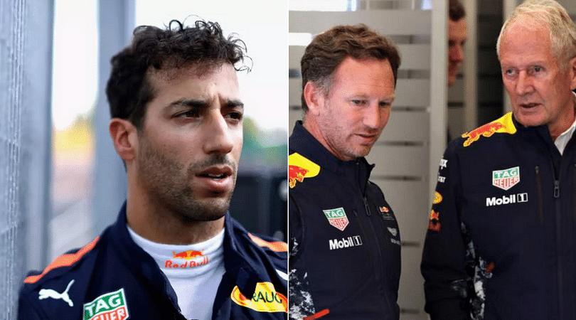 Ricciardo's camp responds to Red Bull's claims