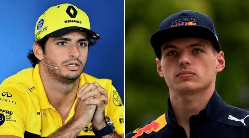 Sainz on Verstappen blocking Red Bull move