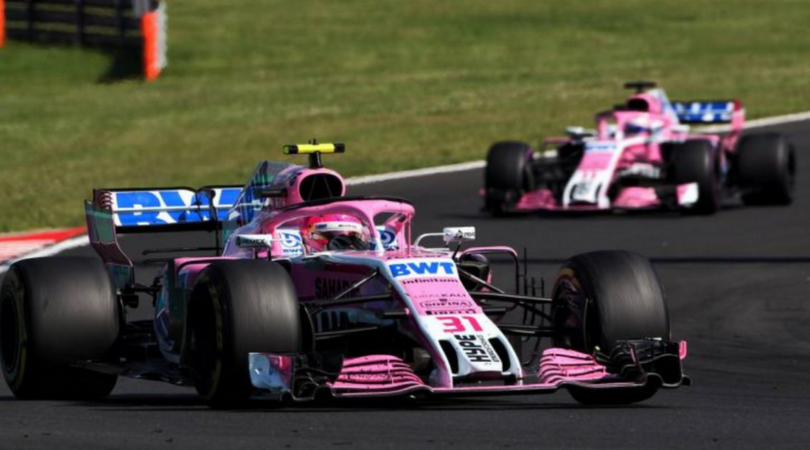 Force India's rivals allow them to keep prize money