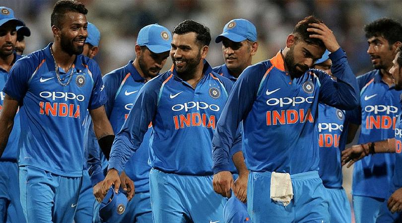 India Asia Cup Squad