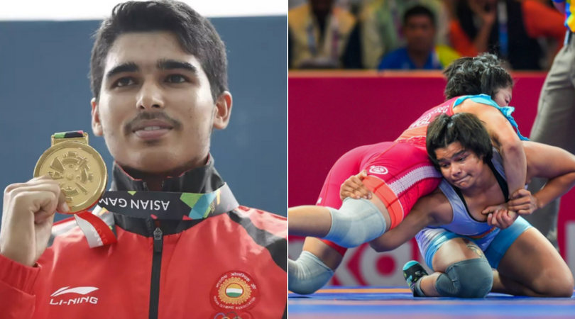 India's results at Asian Games