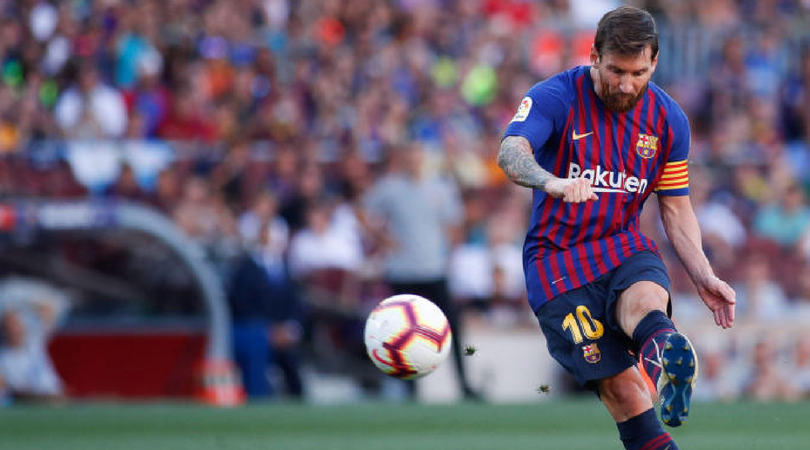 messi to play in a new position