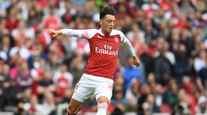Mesut Ozil out of West Ham game