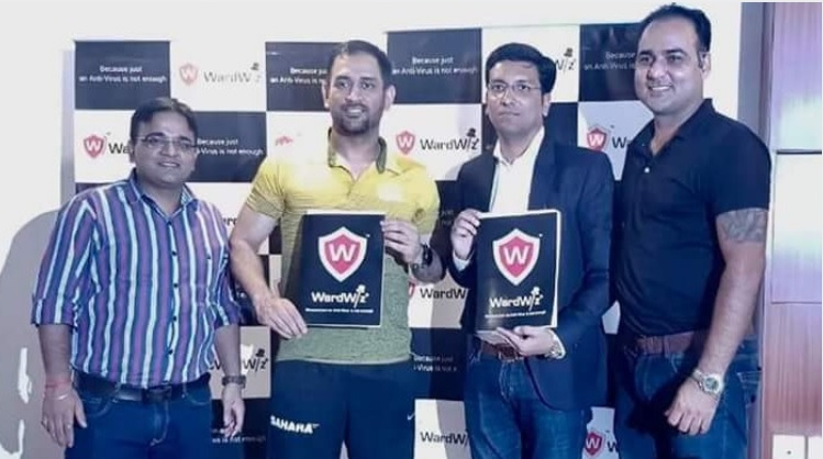 MS Dhoni signs for German company