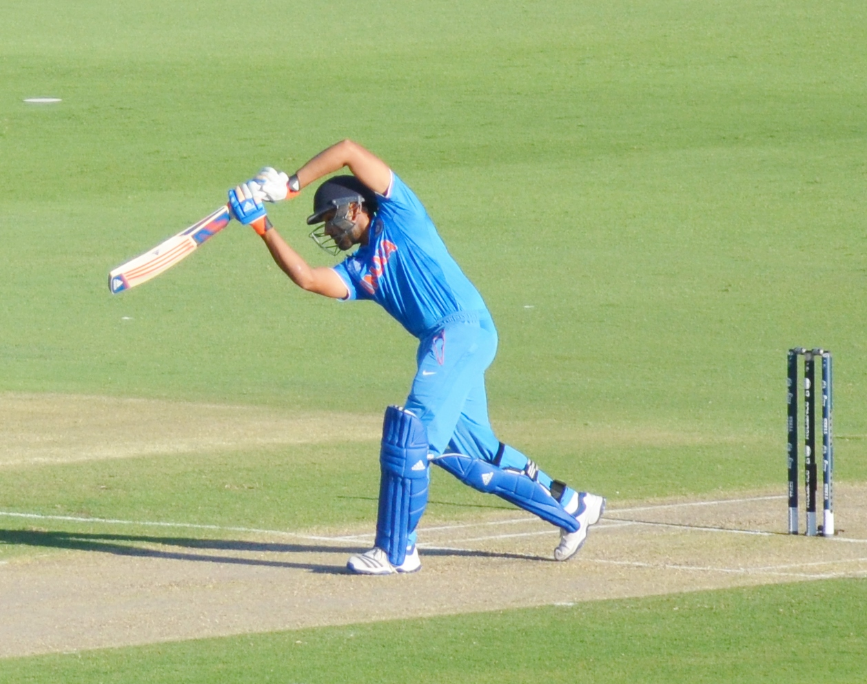 Rohit Sharma on captaincy
