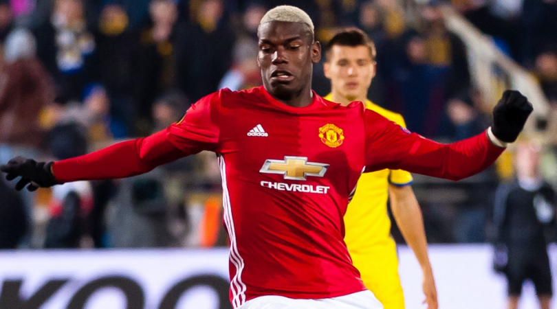 Paul Pogba to leave Man United