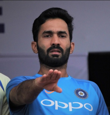 Dinesh Karthik to play the 5th Test