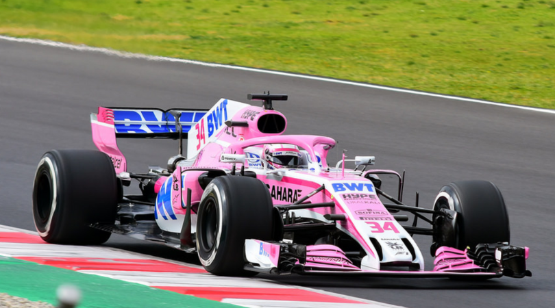 Force India administrators sued by Mazepin
