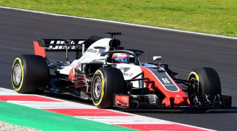 Haas announce driver line up