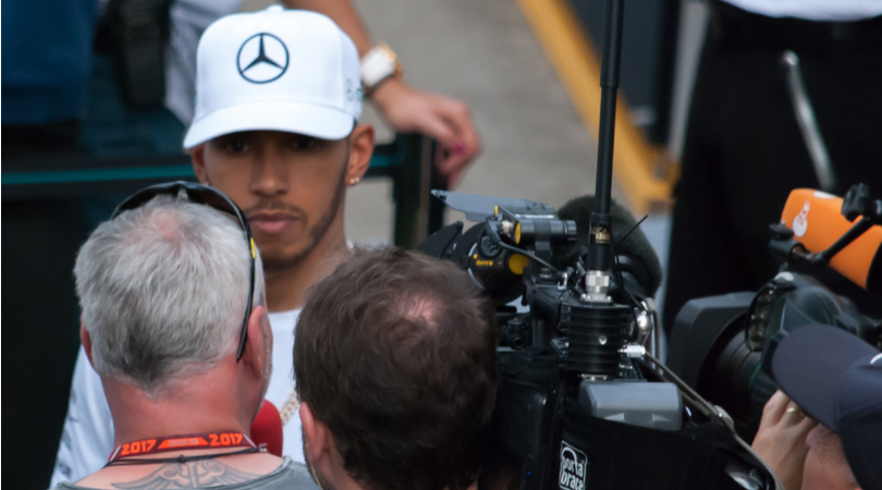 Hamilton and Wolff comment on Lewis' lifestyle