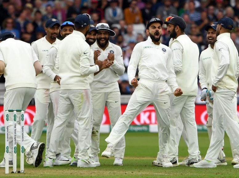 India's changes for 5th Test