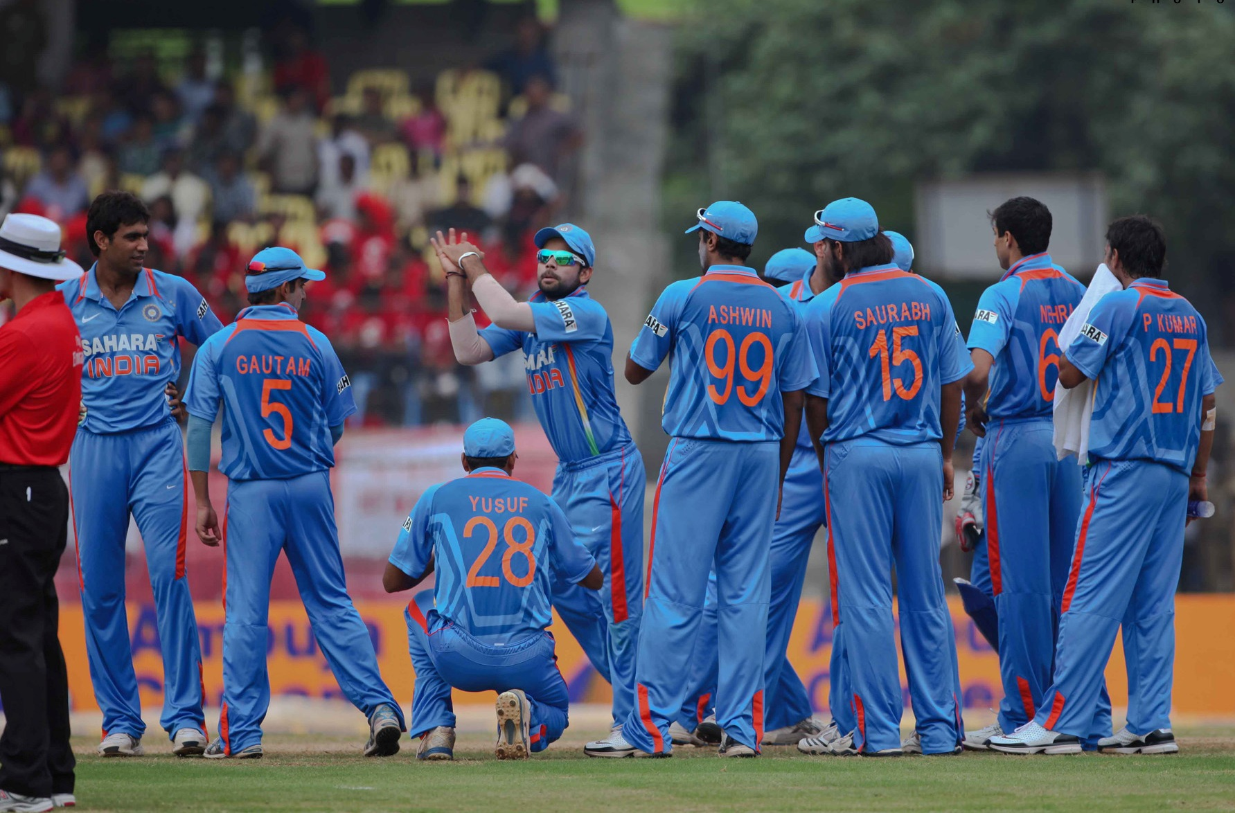 India's predicted Playing XI against Pakistan