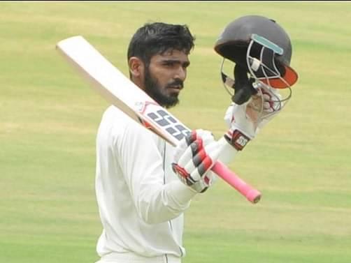 KS Bharat making inroads towards the Indian Test team