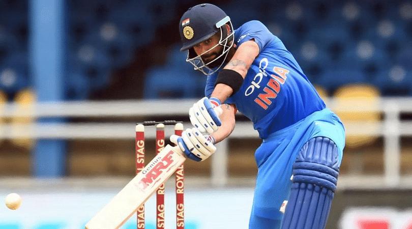 Captain of RCB for IPL 2019