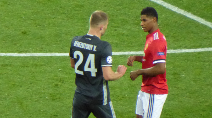 Rashford More Advanced than Young Ronaldo, Kane