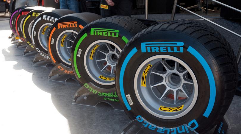 Pirelli 2020 contract