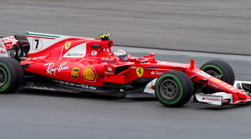 Mercedes' Haiku for Raikkonen