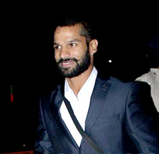 Dhawan Asia Cup Man of the Series