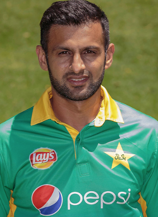 Shoaib Malik on Indian cricket team