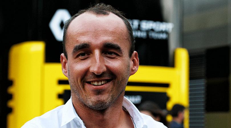 Robert Kubica on F1 return