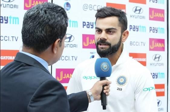 Kohli on India's 4th Test loss
